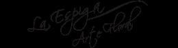 La Espiga Arte Floral Logo